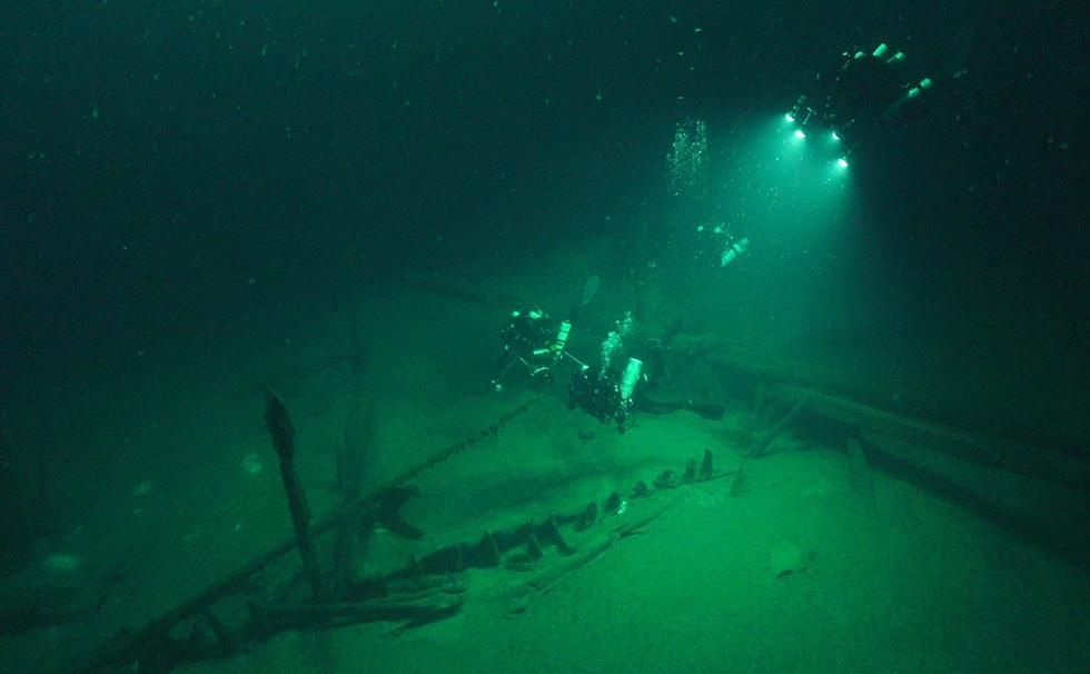 Exceptionally Preserved Ancient Ships Discovered In The Black Sea - 23 amazing things divers discovered bottom ocean