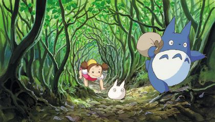 Movie Museum to Open With Show Honoring Japanese Filmmaker Hayao Miyazaki
