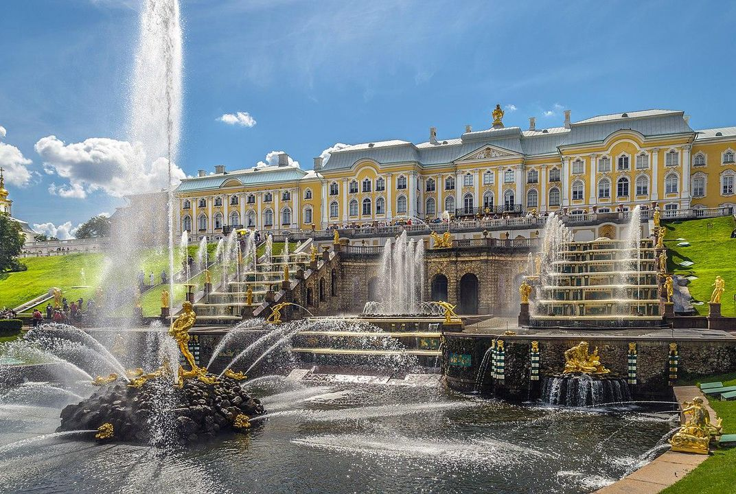 From Nazi Prisons to Cat Sanctuaries, Explore the Many Lives of These Russian Palaces