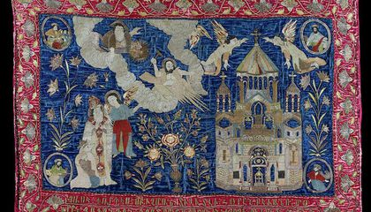 The Met's Latest Show Traces Armenia's Cultural Evolution