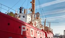 The Lightship PORTSMOUTH Museum