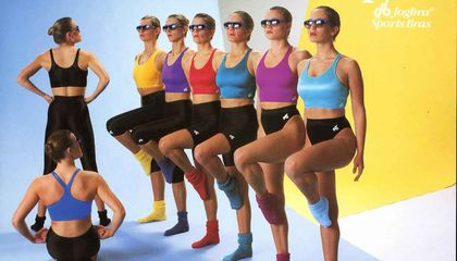 How the First Sports Bra Got Its Stabilizing Start