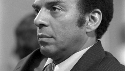 At the Portrait Gallery: The Civil Rights Legend Ambassador Andrew Young