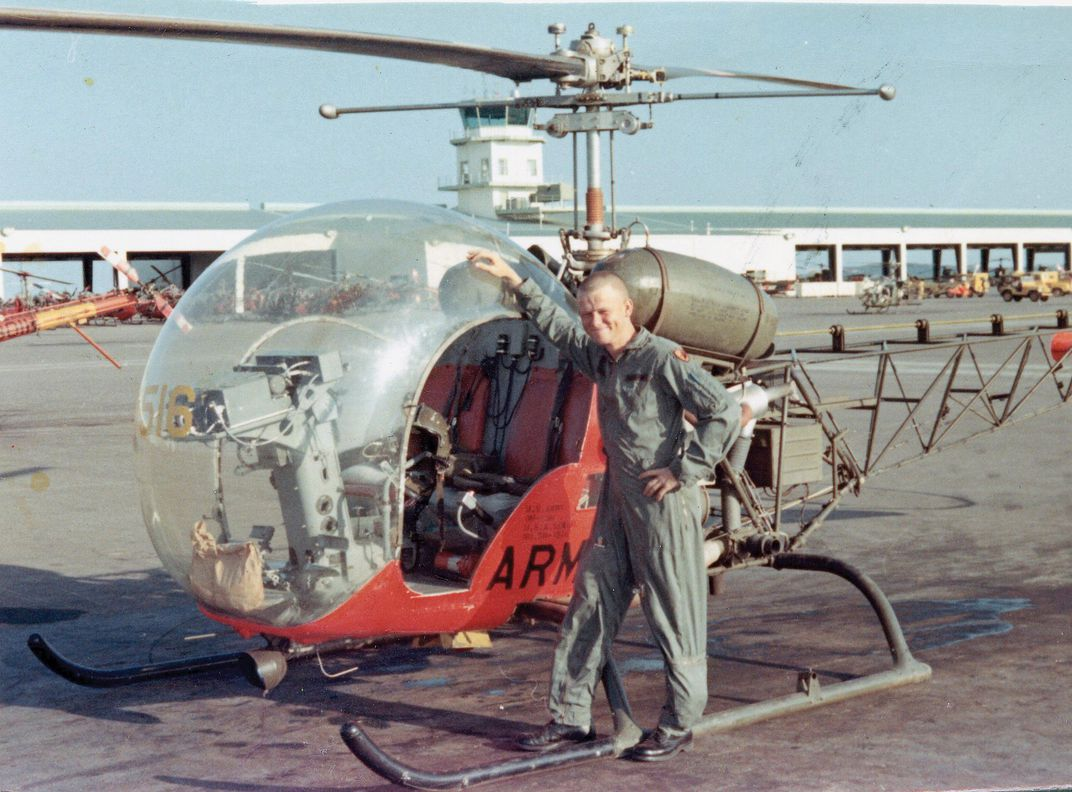 Where Huey Pilots Trained and Heroes Were Made | History