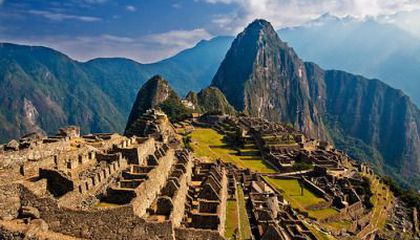 Field Notes from Peru via Smithsonian Under Secretary Richard Kurin