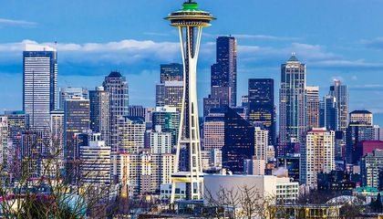 Seattle's Space Needle Is Getting a Makeover to Enhance Panoramic Views
