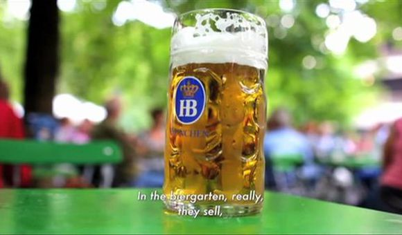 Preview thumbnail for video'Bavaria's Beer Gardens