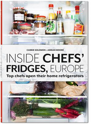 Preview thumbnail for video 'Inside Chefs' Fridges, Europe: Top chefs open their home refrigerators