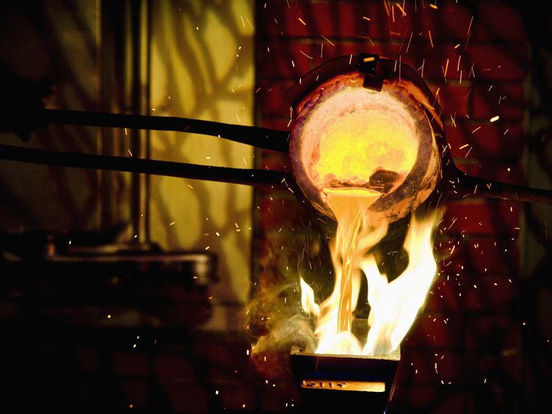 Here's What Actually Happens During an Execution by Molten Gold