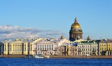 St. Petersburg and the Baltics
