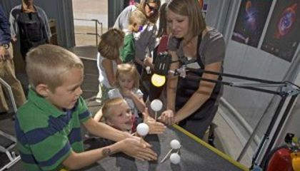 New Observatory Open at Air and Space