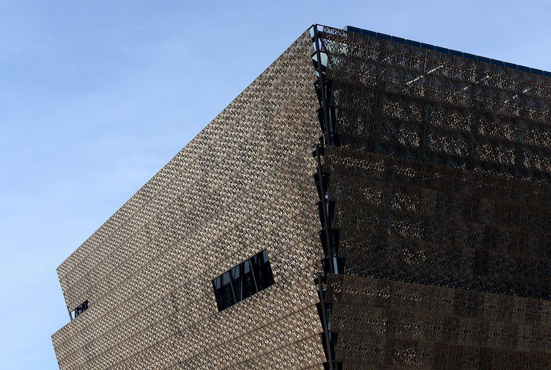 is architecture actually a form of weaving? | at the smithsonian