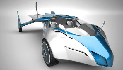 Yet Another Flying Car