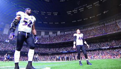 Why Did the Lights Go Out in the Superdome?