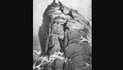 The Tragic Story of the First Ascent of the Matterhorn