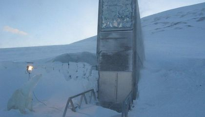 A Second Doomsday Vault—This One to to Preserve Data—Is Opening in Svalbard