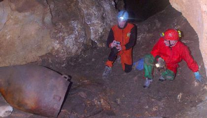 Researchers Discover Italy's Oldest Wine in Sicilian Cave