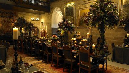 How to Enjoy a Medieval Feast at Borthwick Castle, Former Refuge of Mary, Queen of Scots
