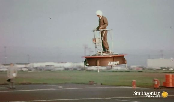 Preview thumbnail for video'The Segway of Airplanes