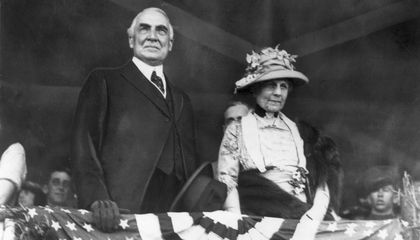 Warren Harding Tried to Return America to 'Normalcy' After WWI and the 1918 Pandemic. It Failed.