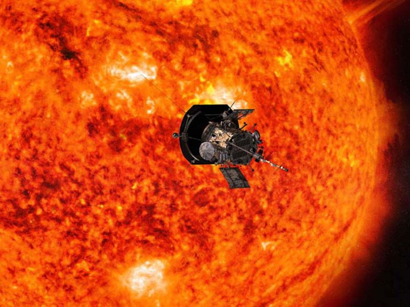 Send your name to the sun with Nasa's groundbreaking space probe