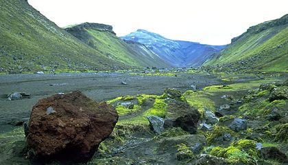 A Violent Volcanic Eruption Immortalized in Medieval Poem May Have Spurred Iceland's Adoption of Christianity