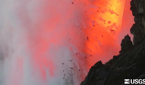 Preview thumbnail for video'Kīlauea Volcano | 29 January 2017