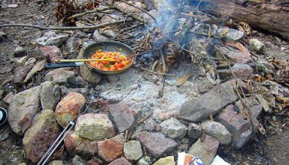 The Best Foods for Backpacking