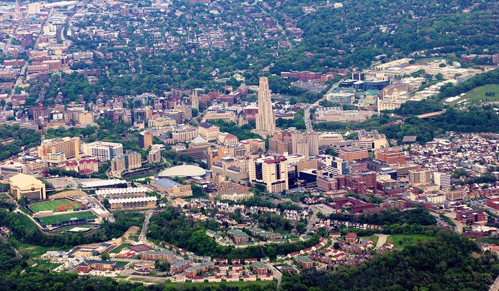 Pittsburgh's Two Post-Industrial Trajectories