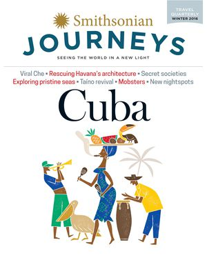 Preview thumbnail for video 'This article is a selection from our Smithsonian Journeys Travel Quarterly Cuba Issue