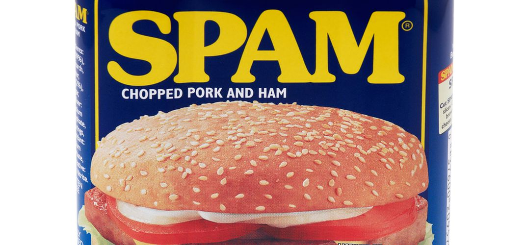 Caption: How Spam Became an American Icon