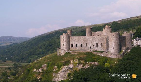 Preview thumbnail for video'Why Wales Is the Place to Go for Medieval Castles