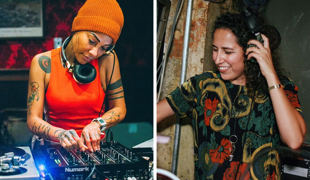 """On July 4th, have a dance party at home with Oakland's DJ Leydis and Washington, DC's Kristy la rAt, while streaming the """"HouseWork: Latina DJs Holdin' It Down"""" session."""
