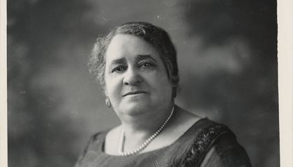 Maggie Lena Walker (Scurlock Studio Records, NMAH Archives Center).