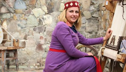 "Artisan ""Master Classes"" Hope to Draw Travelers Into the Armenian Countryside"