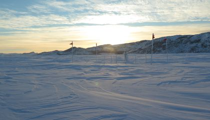 """New Mapping Technology Helps Arctic Communities """"Keep on Top"""" of Sea Ice Changes"""