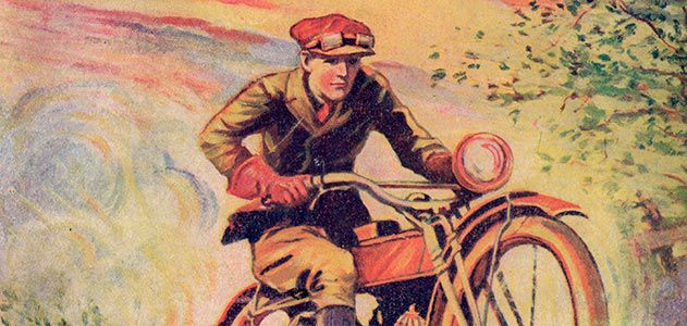 Tom Swift and his Motorcycle