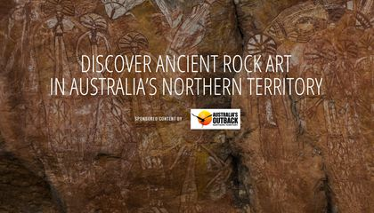 Discover Ancient Rock Art in Australia's Northern Territory