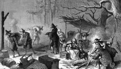 The 17th-Century English Who Settled in the Southern U.S. Had Very Little to be Thankful For