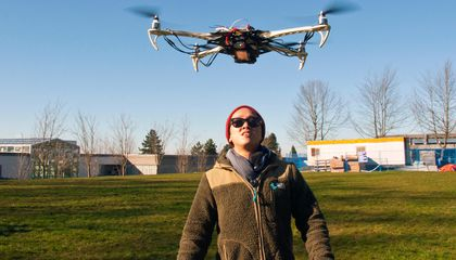If Someone Has a Complaint About Drones, This FAA Inspector Hears About It