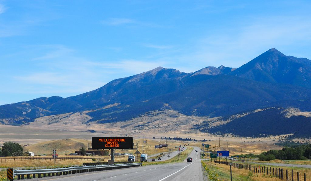 A 183-mile stretch of the Yellowstone has been closed since August 19.