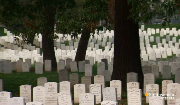 Preview thumbnail for video'America's Largest Military Cemetery