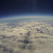 The Curvature of the Earth-As seen from the Stratosphere.