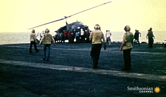 Preview thumbnail for video'Why the U.S. Military Pushed $10 Million Worth of Helicopters Overboard