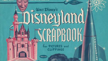 How Disney Came to Define What Constitutes the American Experience