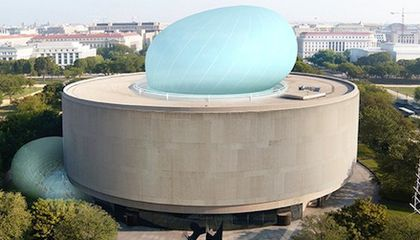 "The Hirshhorn Museum's ""Bubble"" Project is Officially Cancelled"