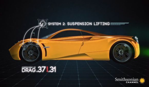 Preview thumbnail for video'The Expensive Material Behind the Huayra's Incredible Speed
