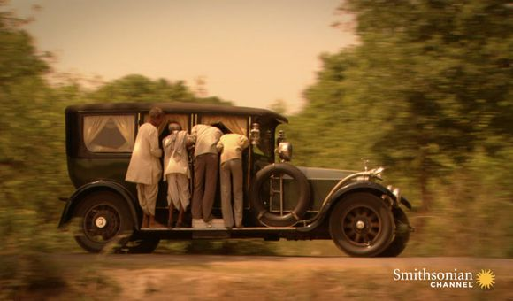 Preview thumbnail for video'EXPIRED CLIP DO NOT PUBLISH - The Bumpy Road to Luxury Travel in India