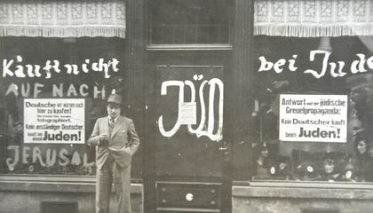 A 1938 Nazi Law Forced Jews to Register Their Wealth—Making It Easier to Steal
