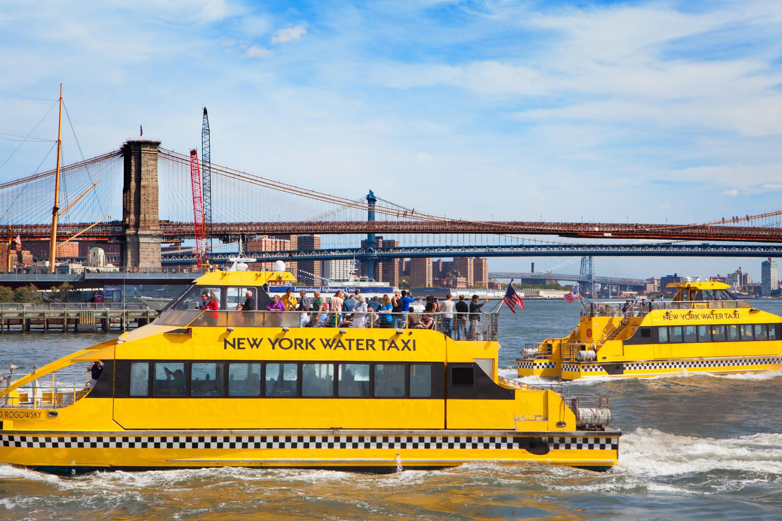 How New York City Is Rediscovering Its Maritime Spirit